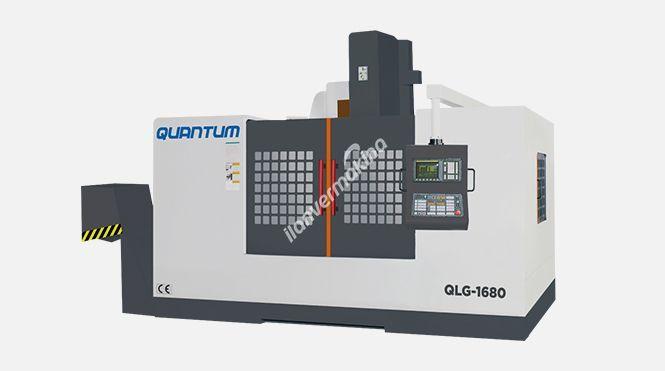 Quantum QLG-1680 Cnc Dik İşleme Merkezi