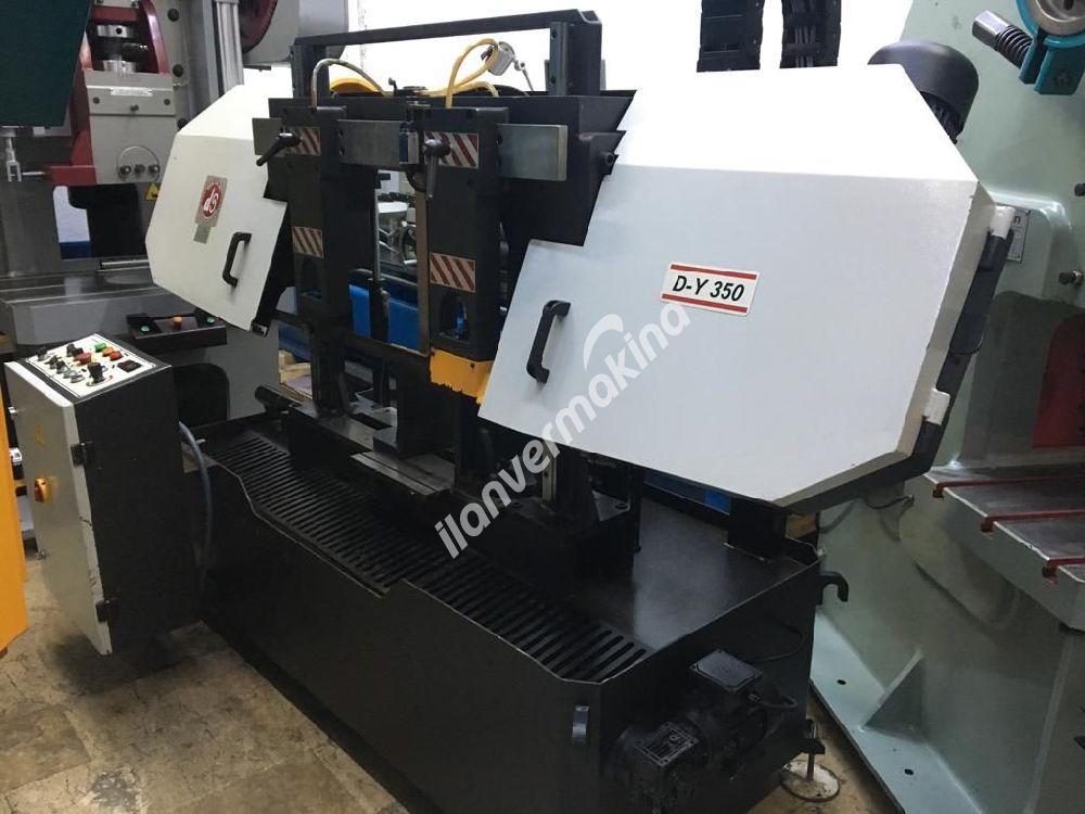 Dispa D-Y 350 Yarı Otomatik Şerit Testere - Sıfır Ayarında