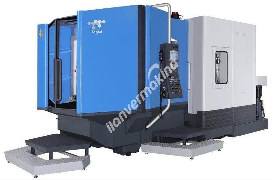 Topper HB-500II Cnc Yatay İşleme Merkezi