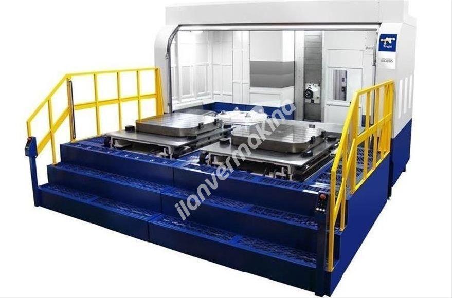 Topper HG-1250 Cnc Yatay İşleme Merkezi 1250x1250 Tabla