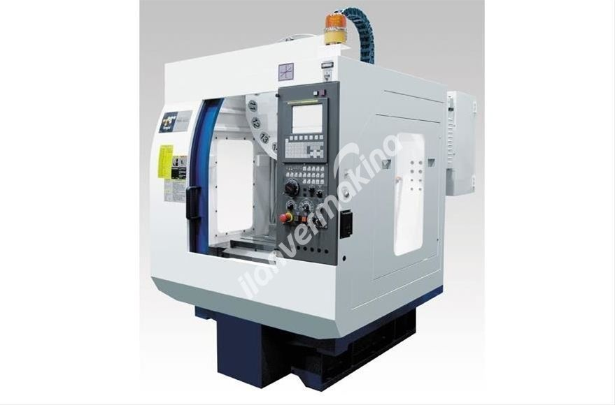 Topper TMV-510CII Cnc Tapping Center