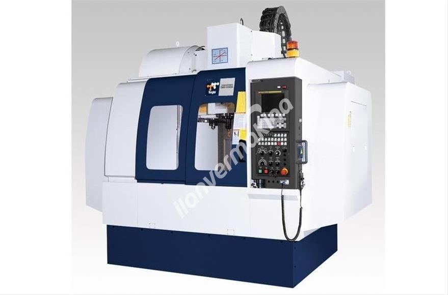 Topper TMV-1100 Cnc Dik İşleme Merkezi