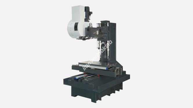 Quantum QLG-710 Cnc Dik İşleme Merkezi