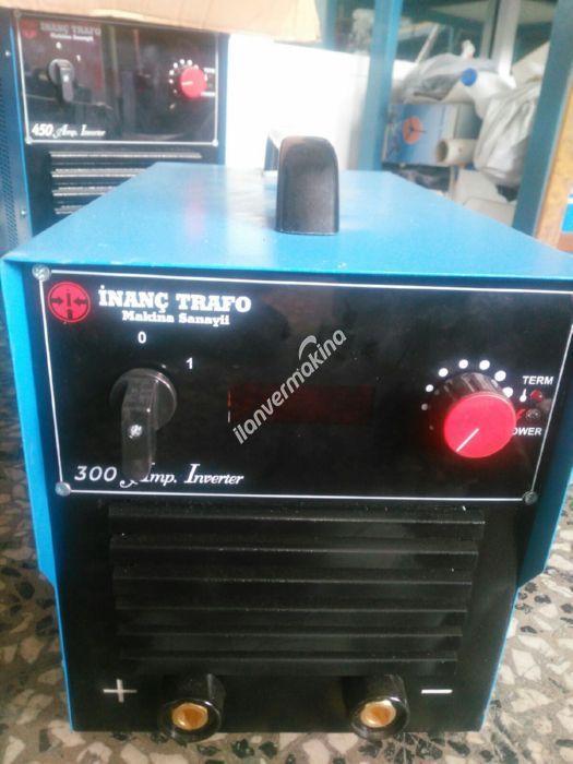 300 Amper İnverter Kaynak