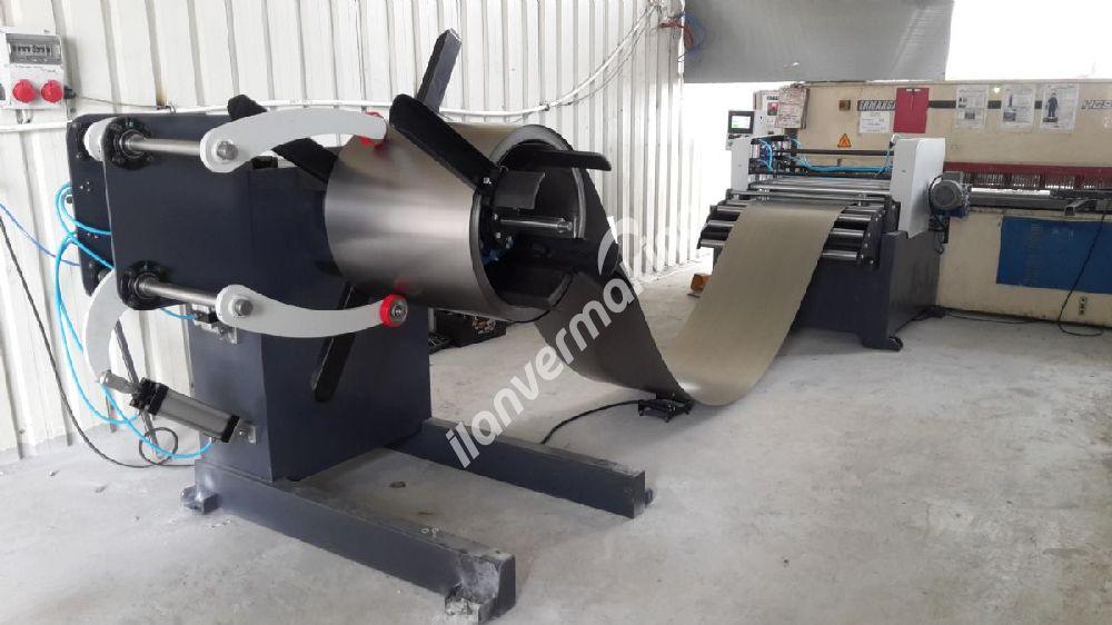 ROLLTECH RA4000 4 Ton Mekanik Rulo Açıcı