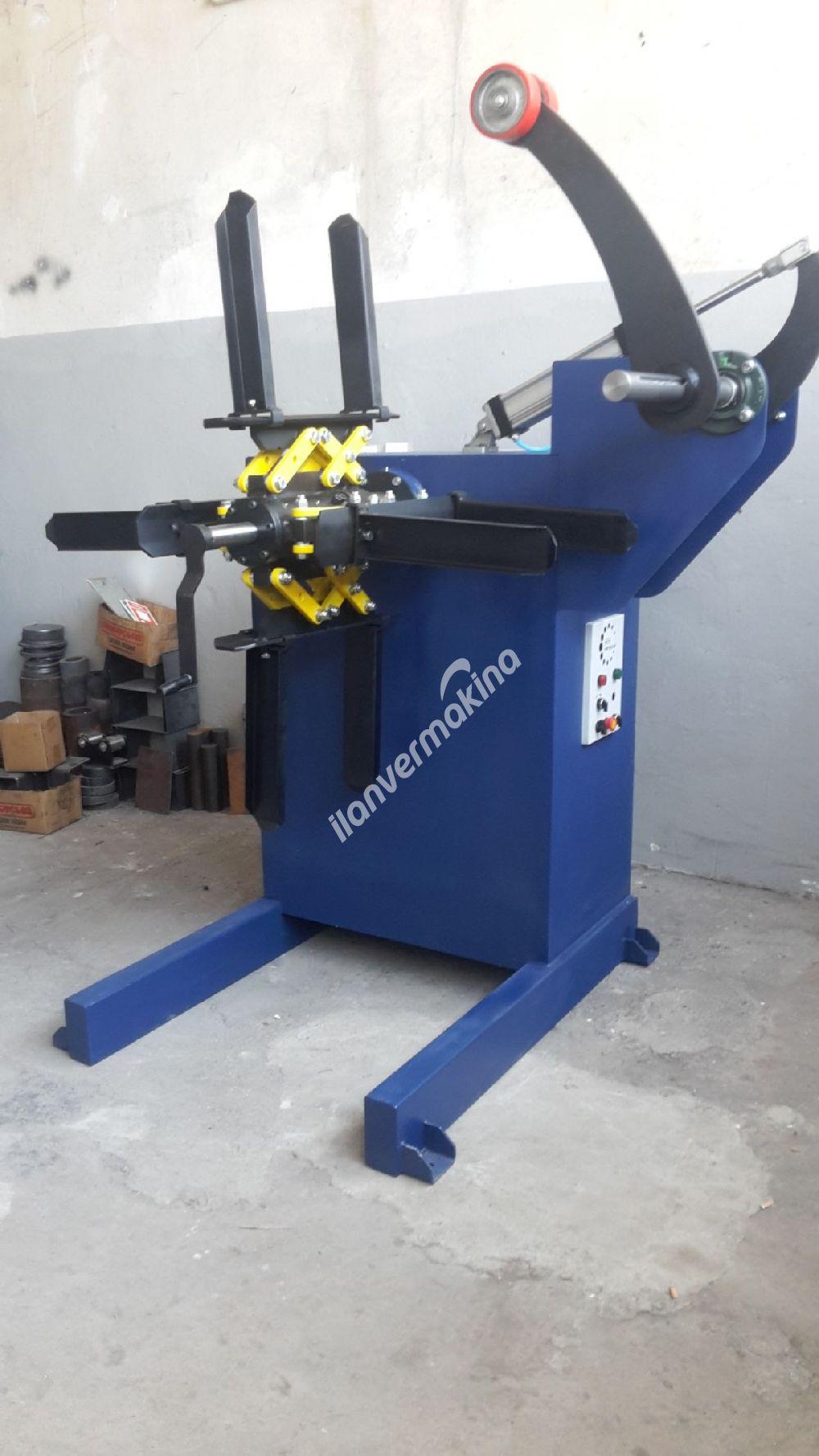 Rolltech 3 Ton Mekanik Rulo Açıcı