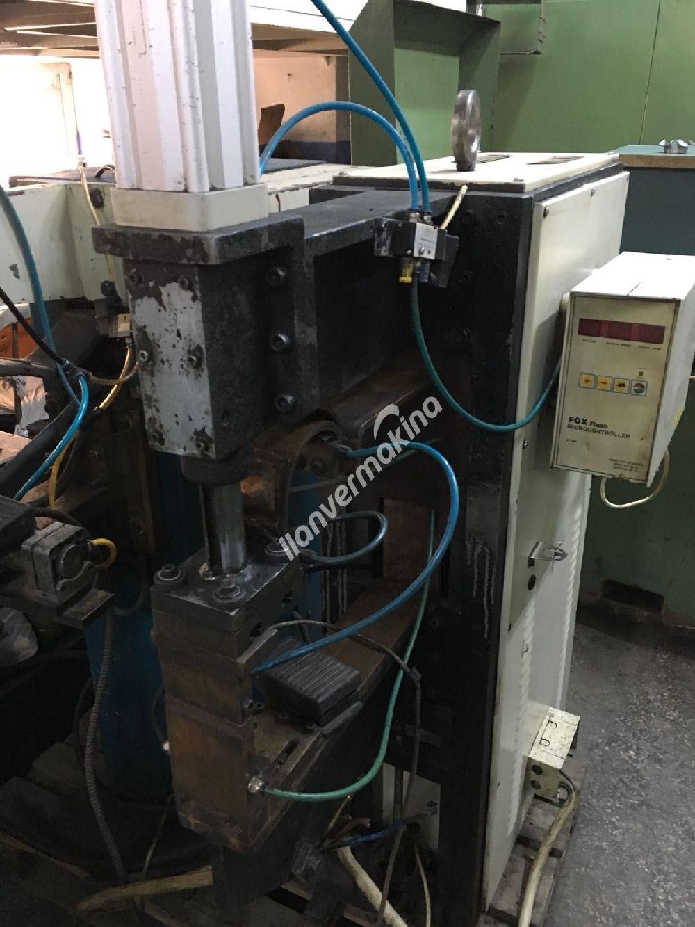 40 Kva Havalı Pnömatik Elektronik Punta Kaynak
