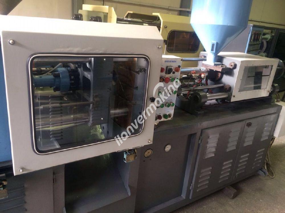 Dowell Plastik Enjeksiyon - Soğutma kulesi ile birlikte tam tesisat