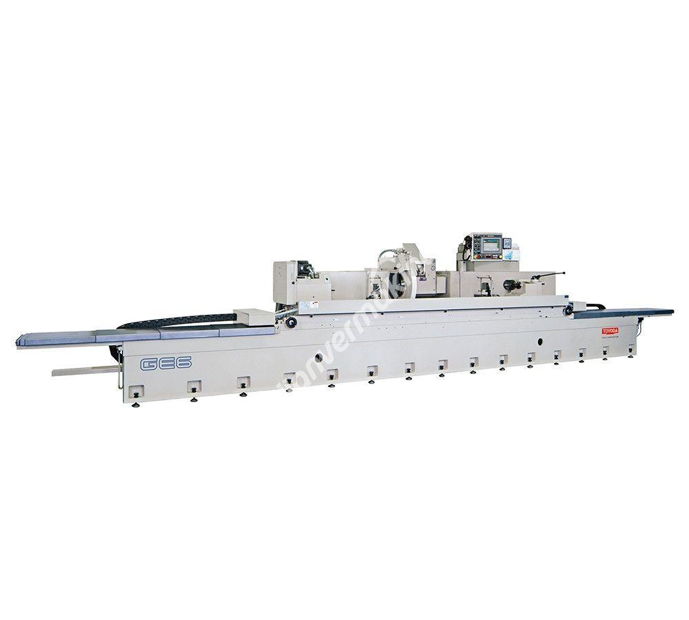 Toyoda GE6-320 CNC Silindirik Taşlama - Tezmaksan