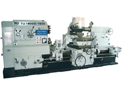 Toss-United TU-1400D Universal Ağır Tip Torna Tezgahı - 1400 Çap Torna