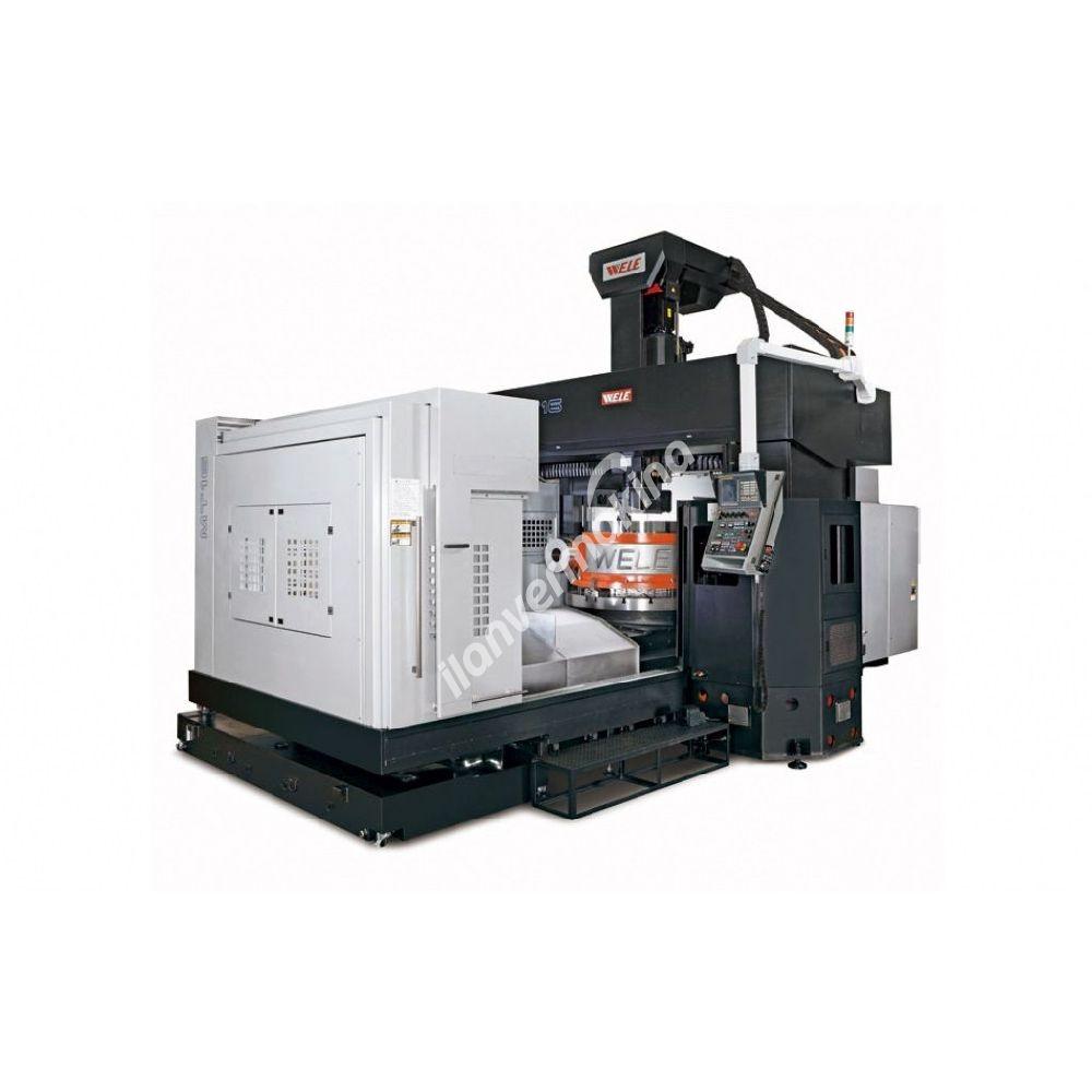 Wele MT-20 Multi-task Cnc İşleme Merkezi - Yuntes Makina