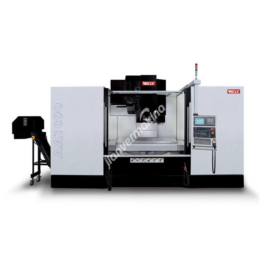Wele AA1165 Cnc Dik İşleme Merkezi - Yuntes Makina