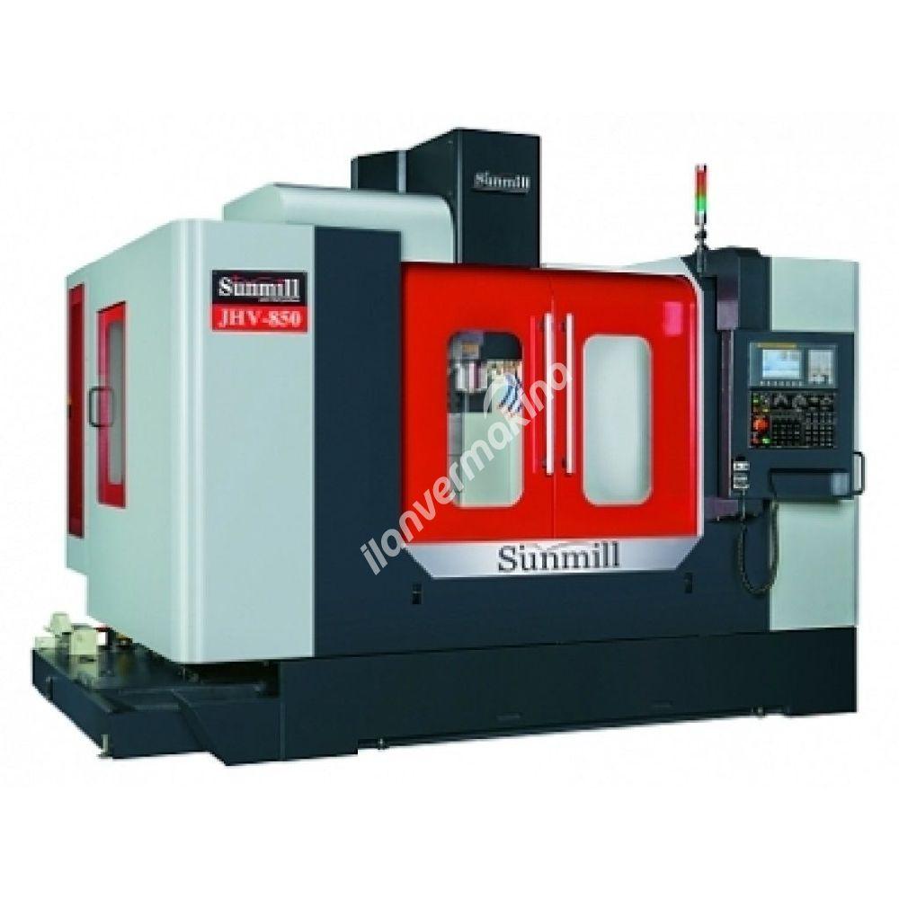 Sunmill JHV-850 Cnc Dik İşleme Merkezi - Yuntes Makina
