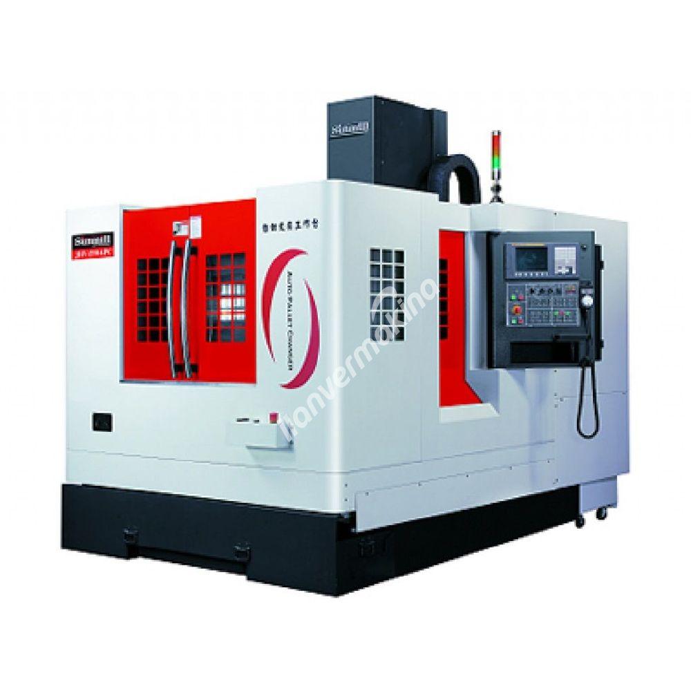 Sunmill JHV-550APC CNC Dik İşleme Merkezi - Yuntes Makina