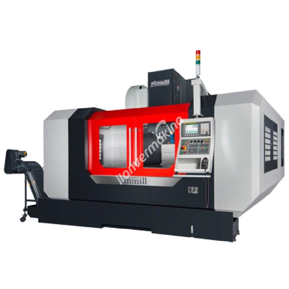 Sunmill JMV-1800 Cnc Dik İşleme Merkezi - Yuntes Makina