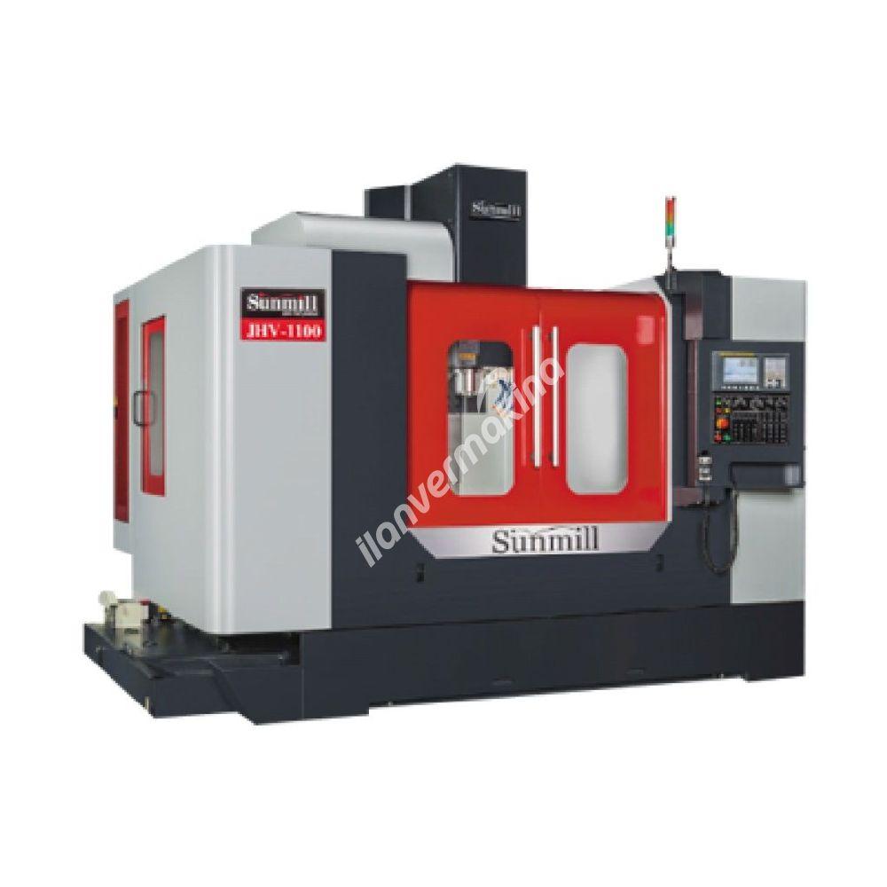 Sunmill JHV-1100 Cnc Dik İşleme Merkezi - Yuntes Makina