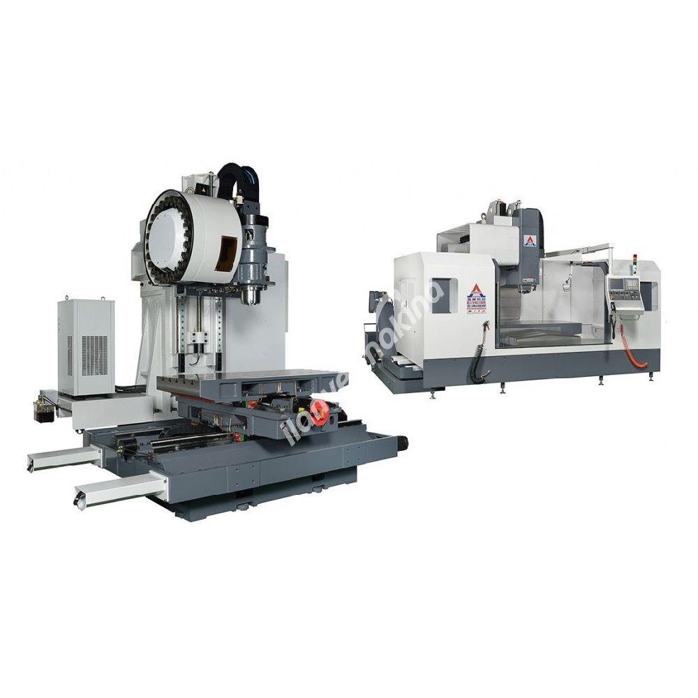 Everricho ER-VMC-1263L Cnc Dik İşleme Merkezi - Yuntes Makina