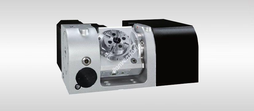 Detron GFA-101S CNC Divizör 5. Eksen