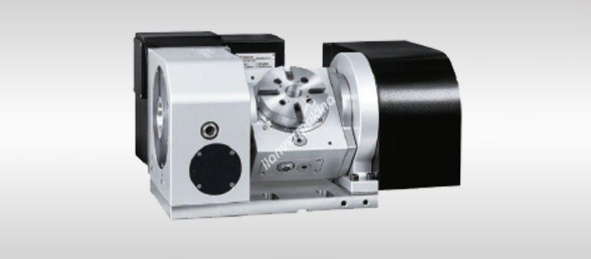 Detron GFA-125S CNC Divizör 5. Eksen