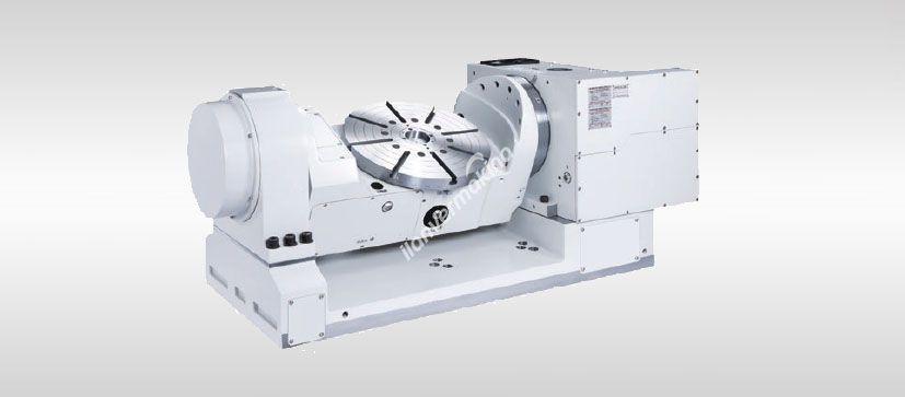 Detron GTF-410HB CNC Divizör 5. Eksen