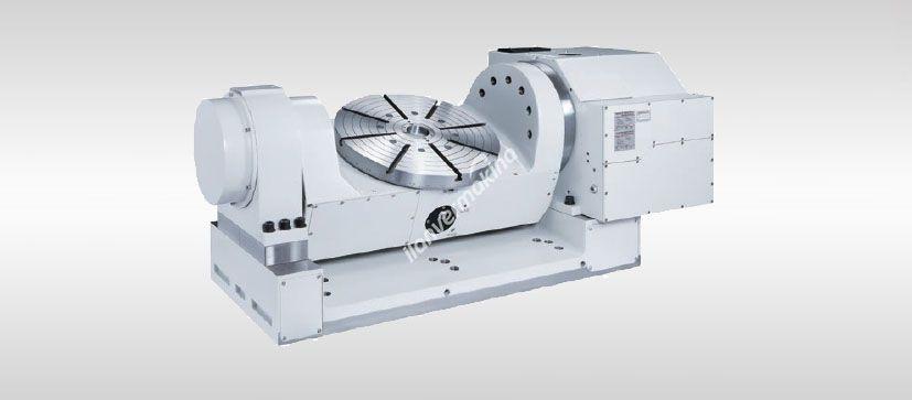 Detron GTF-500HB CNC Divizör 5. Eksen