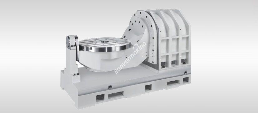 Detron DTF-500H CNC Divizör 5. Eksen