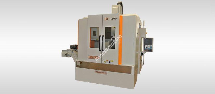 Hightech GT-8070 Cnc Double Kolon İşleme Merkezi