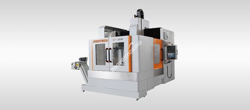 Hightech GT-1210 Cnc Double Kolon İşleme Merkezi