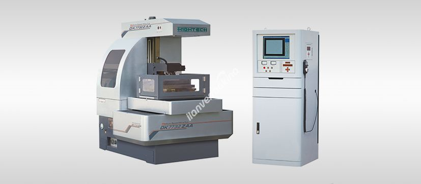 HIGHTECH DK-7763 CNC Tel Erezyon