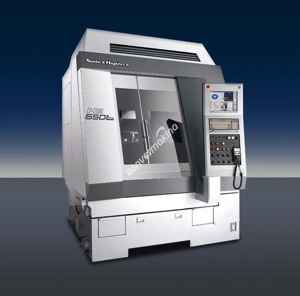 Sodick HS650L High Speed Cnc Dik İşleme Merkezi - İstanbul Makina