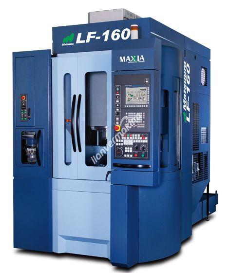 Matsuura LF160 High Speed Cnc Dik İşleme Merkezi - X Eksen 500 mm