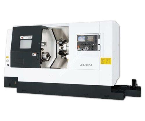 GOODWAY GS-3600 CNC Yatay Torna Tezgahı 15 İnç - TEZMAKSAN