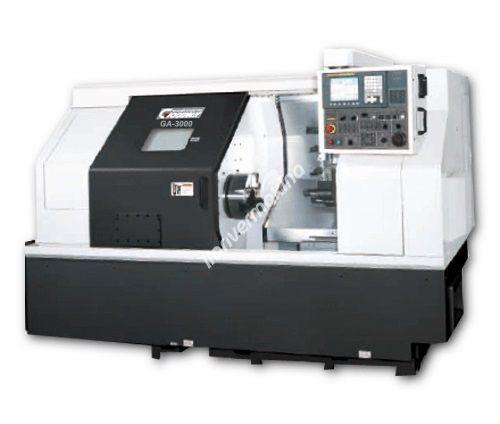 Goodway GA-3000 CNC 10 İnç Yatay Torna Tezgahı Tezgahı - TEZMAKSAN