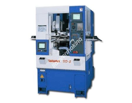 Takamaz XD-5 CNC Torna Tezgahı - Tezmaksan
