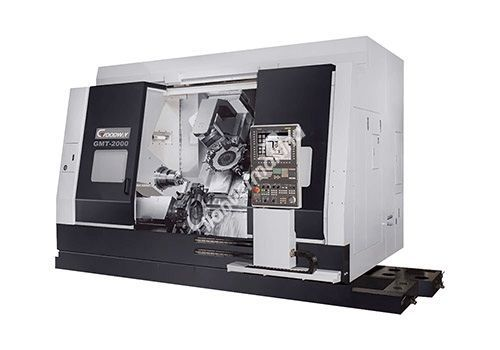 Goodway GMT-2000 Multitask Cnc Torna
