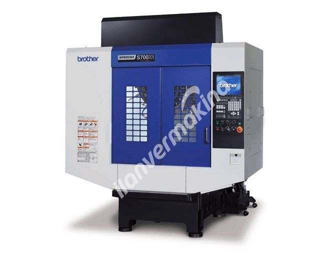 Brother S700X1 Cnc Tapping Center