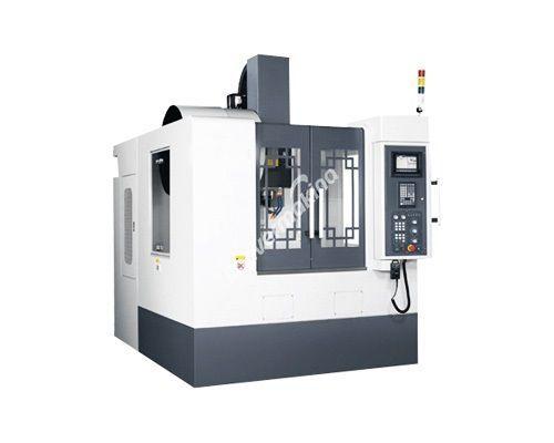 LIH CHANG A-80 CNC Dikey İşleme Merkezi - Tezmaksan