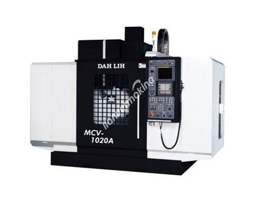 Dahlih MCV-1020A CNC Dik İşleme Merkezi