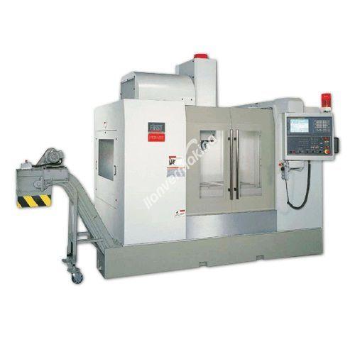 First MCV-1000 CNC Dik İşleme Merkezi - Tezmaksan