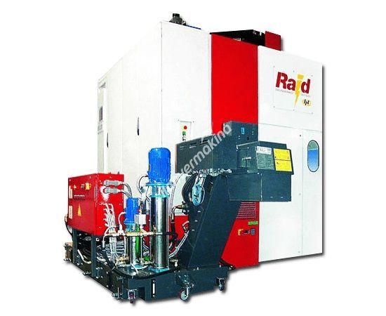 1500lük Fpt RAID CNC Dik İşleme Merkezi