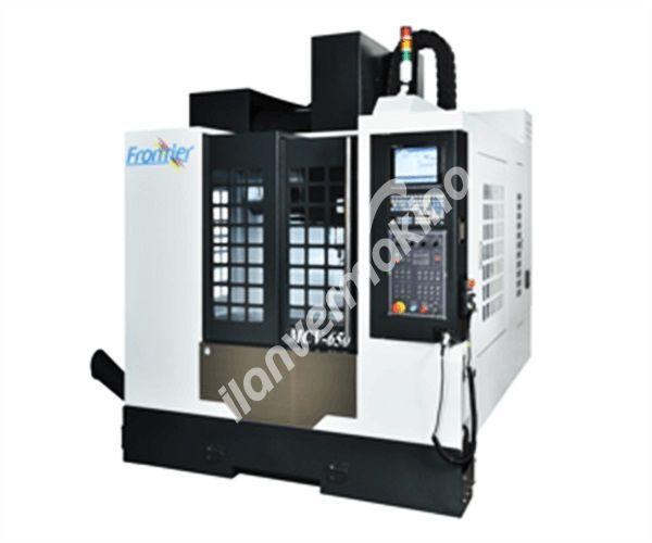Frontier MCV-650 CNC Dik İşleme Merkezi