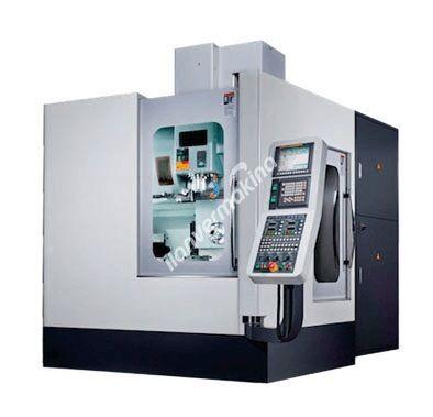 Top-Well TW-400HV CNC Dik İşleme Merkezi - Tezmaksan