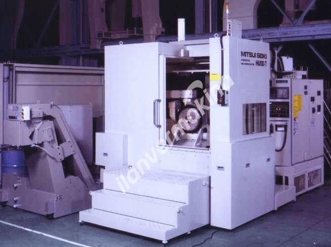 Mitsui-Seiki HU50-T CNC 5 Eksen Cnc Yatay İşleme Merkezi - Tezmaksan