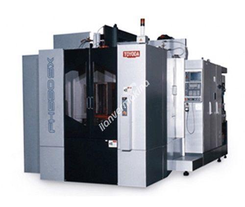 Toyoda FH550SX CNC Yatay İşleme Merkezi - Tezmaksan