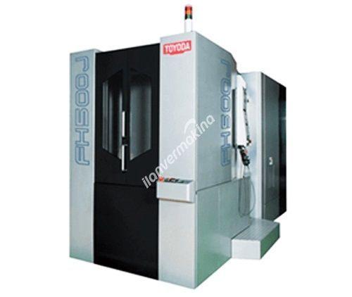 Toyoda FH500J CNC Yatay İşleme Merkezi - Tezmaksan