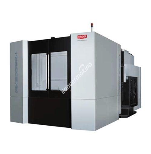 Toyoda FH800SX-i CNC Yatay İşleme Merkezi - Tezmaksan