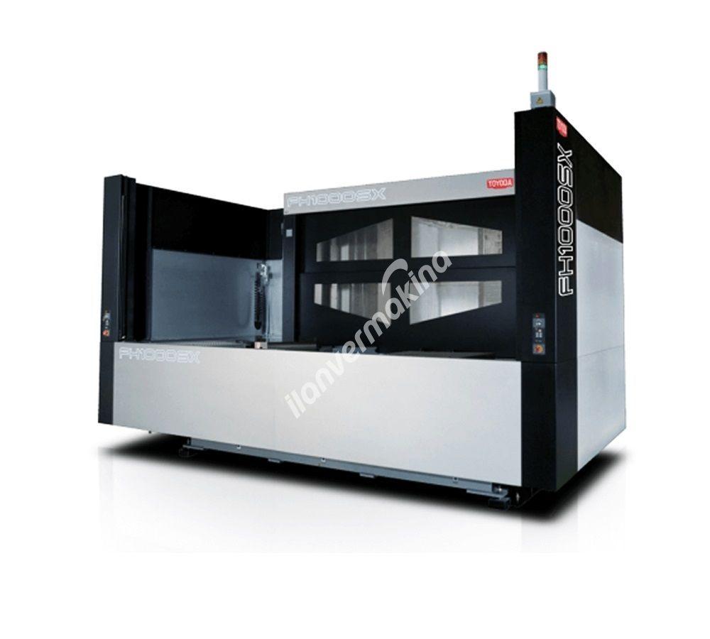 Toyoda FH1000SX CNC Yatay İşleme Merkezi - Tezmaksan