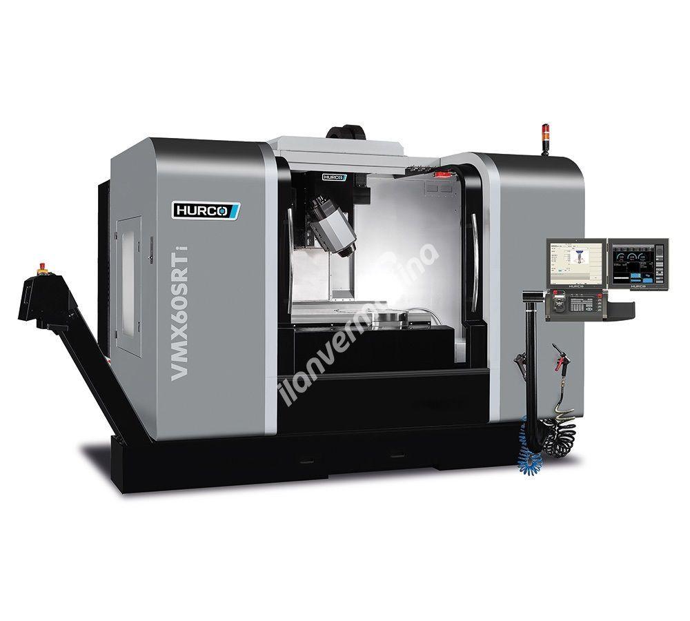 HURCO VMX60 SRTi 5 Eksenli CNC İşleme Merkezi - X eksen 1520 mm