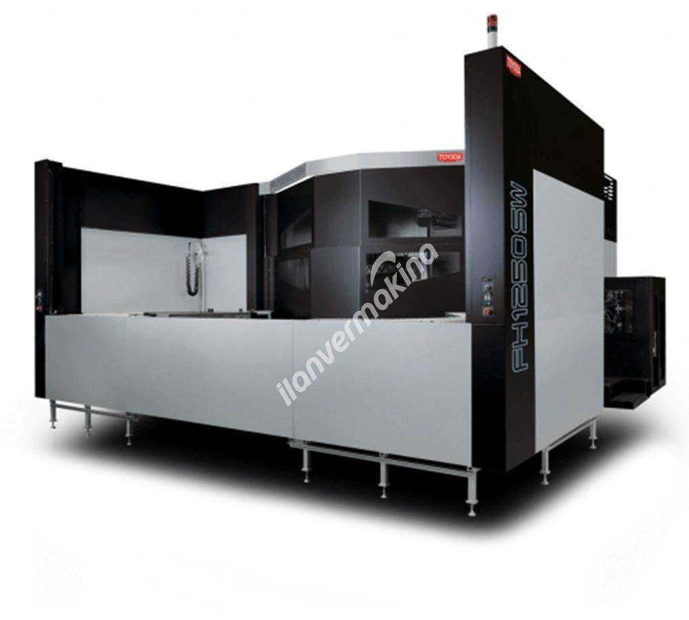 Toyoda FH1250SW CNC Borverk Tipi Yatay İşleme Merkezi - Tezmaksan