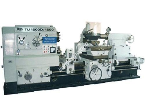 Toss-United TU-1600D Universal Ağır Tip Torna Tezgahı - 1600 Çap Torna